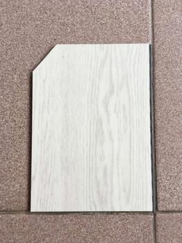 中山工厂批发耐磨防滑阻燃锁扣木纹地胶家居环保防水免胶PVC地板