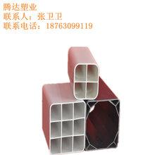 PVC方格管山东省PVC方格管济南PVC方格管直销图片