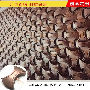 不锈钢3d立体墙模块化组合式立体墙时尚前卫
