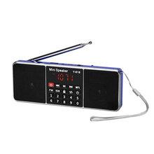 厂家批发Y-618插卡收音机MP3外放老人插卡音箱户外多功能播放器图片