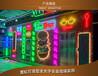 深圳福永戶外廣告招牌廠家公司形象墻設計制作上門量尺