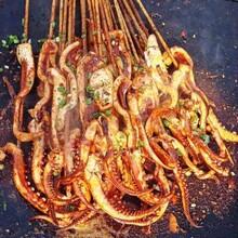 學鐵板燒技術哪里學好寧波鐵板燒培訓鐵板魷魚的做法