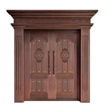 北辰区安装铜门安装高档别墅铜门质量优图片