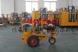 四川自贡手推式道路划线机小型马路划线机工作高效准确