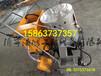 江苏泰州道路冷喷划线设备人推式标线车图片