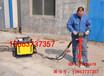 陕西汉中透水混凝土路面整平机透水路面摊铺机液压动力站