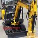 江苏扬州履带式挖土机小型挖掘机产品价格