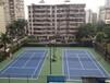 深圳网球培训网球场固定周六下午双打健身活动