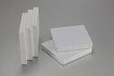 沙盘模型材料硬包底板防水阻燃PVC发泡板PVC板雪弗板图片