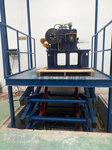 北京怀柔峻峰SJG固定式升降机固定剪叉式升降货梯厂家直销价格优惠终生维护