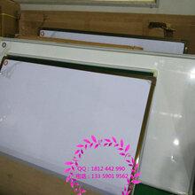玻璃白板,镀锌白板,合肥教学黑板,挂式磁性白板图片