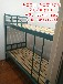 生产厂家直销上下铺床,合肥高低床价格,高质量铁架床款式