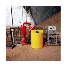 无锡温室全自动运行水肥一体化机组参数