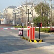 济源小区停车场系统安装,济源车牌识别停车场系统安装图片