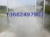 养殖场车辆消毒通道,猪场门口车辆喷雾消毒机,AKX-101型