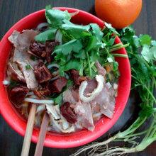 贵州花溪牛肉粉配方万家鑫厨艺是由多种中草药香料配制而成