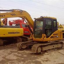 南京小松56二手挖掘机价格5吨行情、参数动作灵活