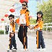 安阳中小学校服批发定做幼儿园统一服装定制运动装套装定做涤棉布料精工细作