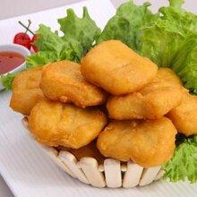 冷凍雞肉產品原料批發成都漢堡店專用炸雞原料供應漢堡奶茶原料出售圖片
