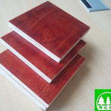 优游注册平台建筑模板厂-九层木模板-厚板芯片-胶合力强图片
