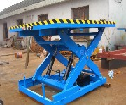 厂家直销固定式升降台、固定式升降机、升降平台、电动升降机图片