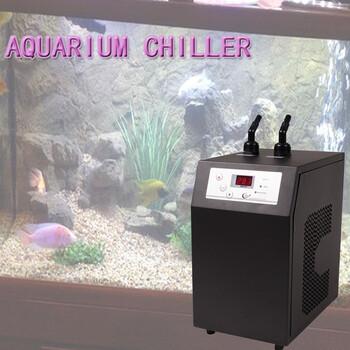 节能的兰多品牌海鲜缸冷水机LD水族冷水机
