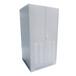 汇利电器定制款前后双开门UPS电池柜整装式机柜HL-0807