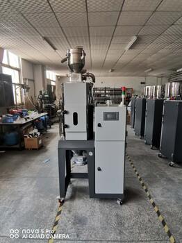供應廠家現貨批發三機一體轉輪式塑料除濕干燥機