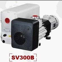 德国莱宝真空泵SV系列单级油封旋片泵的主要特点