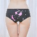 云夢妮一片式冰絲無痕女士內褲時尚性感女式三角褲跨境速賣通褲頭