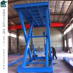 固定式升降机固定式液压升降平台厂家价格-济南博威图片