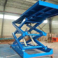 热度锌升降机工厂供应升降平台
