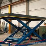 北京固定式升降机,固定剪叉升降平台,固定液压升降机,载重量大安全可靠图片
