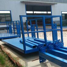 供应液压升降货梯生产图片