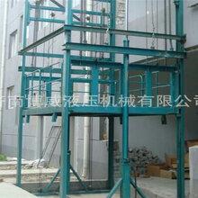 供应导轨式升降货梯导轨式升降货梯的安装方法图片