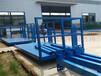 壁挂式升降平台导轨液压升降货梯链条式升降机