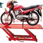 摩托车展台摩托车专用升降机图片