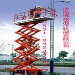 电动液压升降平台电动液压升降机-济南博威液压机械有限公司图片