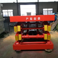 济南博威固定式液压升降机液压升降平台图片