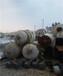 出售二手蒸发量15吨三效降膜式连续蒸发结晶装置