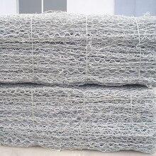 安平烨昌公司供应镀锌石笼网,格宾网,河道截流。