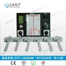 三达产品kn-9300高压开关柜测温操控_多路测温图片