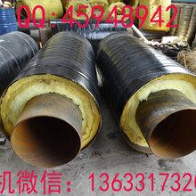 聚氨酯保温管,小区供热保温管道,热力供热埋地保温钢管,PE夹克保温管