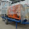 河南JXLH-10小型移動式電加熱玉米水稻烘干機