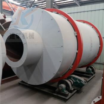 廠家生產1.0x10米三筒烘干機,滑石粉烘干機,烘干機功能