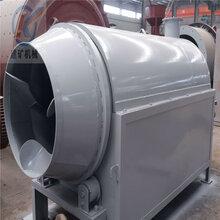 大中小型水稻大豆烘干機電加熱滾筒烘干機設備圖片