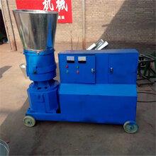 河南建矿厂价直销400型多功能饲料颗粒机锯末木屑燃料颗粒机注册商标售后有保证图片