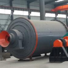 低價現貨1.83x6.4米多用途干式鋁灰球磨機河南建礦注冊商標圖片