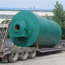 钢渣球磨机河南建矿1.5x5.7米不锈钢渣球磨机厂价现货直销图片
