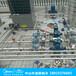 中山珠海热水循环系统酒店宾馆热水安装美的空气源热泵安装
